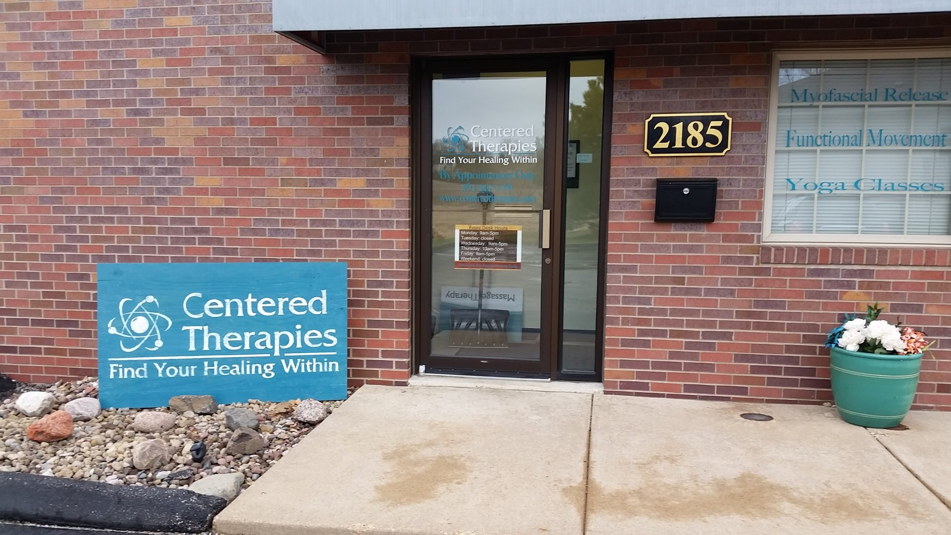 Centered Therapies