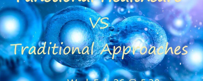 functional vs trad